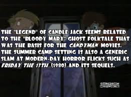 Candlejack Meme - freakazoid references guide