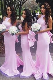 pink bridesmaid dresses dusty pink bridesmaid dress on luulla