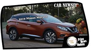 nissan murano interior 2018 2019 nissan murano interior exterior and review car review