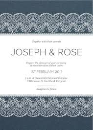 Lace Wedding Invitations Lace Wedding Invitations Wedding Invites U0026 Cards