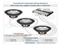 subwoofer wiring diagrams u2013 puzzle bobble com