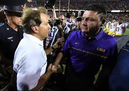 The Blind Side Movie Nick Saban Refused To Wear Lsu Clothes In The Movie
