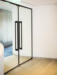 Framless Glass Doors by Frameless Fire Rated Doors Products Iq Glass