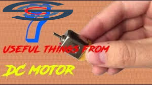 Howtobasic by 7 Useful Things From Dc Motor Compilation 7 Awesome Ideas