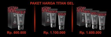 jual titan gel asli manado distributor resmi titan gel di manado