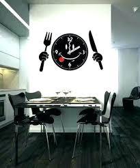 montre de cuisine montre de cuisine design finest horloge murale pour cuisine pendule