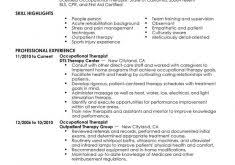 Resume Examples For Physical Therapist by Extraordinary Idea Physical Therapy Resume Sample 8 Use This