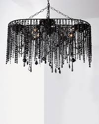How To Clean Crystal Chandeliers Best 25 Black Chandelier Ideas On Pinterest Gothic Chandelier