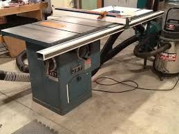 Jet Woodworking Machines Uk by Jet Cabinet Saw Re Hab 26 Calling It Done For Now By Mainiac
