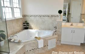 bathroom staging ideas bathroom staging with spa appeal before after photos