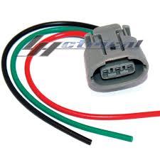 alternator repair plug harness 3 wire pigtail for suzuki vitara