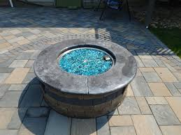 Fire Pit Glass Beads by 146 Best Completed Hardscape Projects Images On Pinterest
