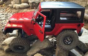 jeep rock crawler rc jeep jk rubicon wrangler backyard rock crawler youtube