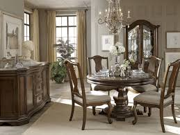 Round Table Dining by The La Viera Round Table Dining Room Collection 16056