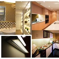warm white led under cabinet lighting 110v 4w angle adjustable led under cabinet lighting torchstar