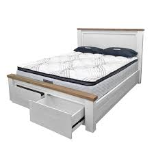 Solid Wood Bed Frame Nz Harlow