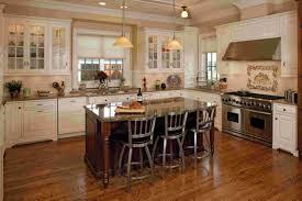 island shaped kitchen layout