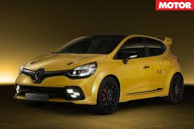 concept renault renault clio rs16 concept revealed motor