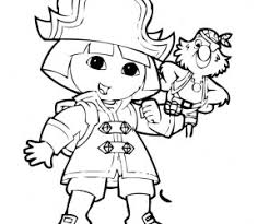 coloriage dora gratuits pour enfants dessin dora à colorier