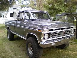 1977 Ford Truck Mudding - 76 ford f150 highboy my first truck i learned to tow trailers