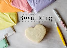 decorating cookies the best royal icing for decorating cookies follow the ruels