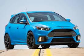 Ford Explorer Lease - 2016 ford focus rs hatchback pricing for sale edmunds