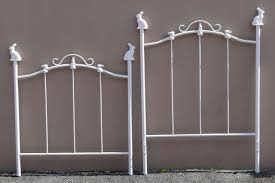 wrought iron twin bed antique wrought iron twin bed for vintage