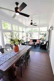 arlington home interiors screen porch get away farmhouse porch dc metro by