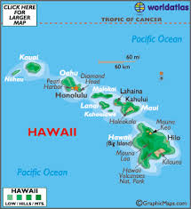 map of hawaii island hawaii map geography of hawaii map of hawaii worldatlas com