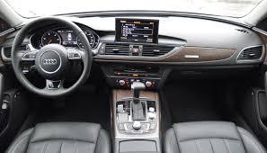 Audi A6 1999 Interior Capsule Review 2014 Audi A6 Tdi Prestige