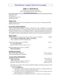 Example Of Accountant Resume by Resume Example Of Cover Letter Format How To Put Sales
