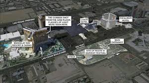 Las Vegas Shooting Victims U0027 by Map Of Mandalay Bay Las Vegas Strip Hotels Map Las Vegas Strip