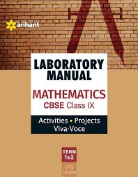 cbse laboratory manual mathematics class 9th term 1 u0026 2