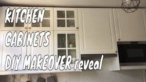 painting kitchen cabinets frenchic reveal painting my kitchen cabinets ikea bodbyn frenchic dazzle me