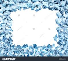 cool frame royalty free ice cool frame with water drops 119172016 stock