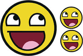 Happy Face Meme - awesome happy smiley face decal 4chan b meme jdm ebay