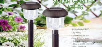 Best Solar Garden Lights Best Solar Powered Lighting Devices For Your Garden Green Diary