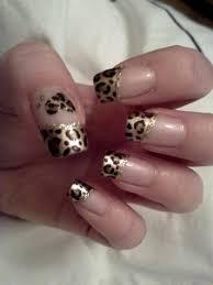 40 leopard print nail art ideas nail design ideaz