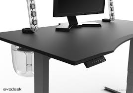 Ergonomic Gaming Desk by Standing Desk Gallery Evodesk