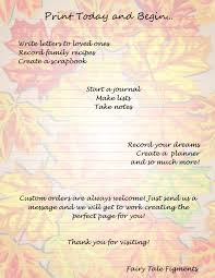 thanksgiving stationery paper autumn leaf stationery autumn letter fall stationery fal leaves