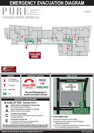 emergency evacuation diagrams and signs specialists emerging