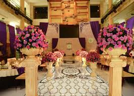 Home Hall Decoration Pictures by Reception Hall Decorations Wedding Decoration Ideas For Reception