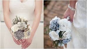 diy bridal bouquet how to make paper flower bouquet for wedding diy wedding bouquet