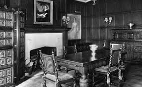 1930 Dining Room Furniture The Dining Room Minnesota Governor S Residence
