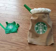 starbucks halloween costume our home made easy