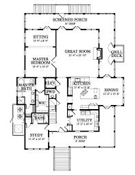coffee bluff 10313 house plan 10313 design from allison ramsey second floor plan 2337 sq ft elevation third floor plan