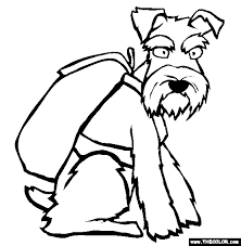 bichon puppy coloring pages coloring coloring
