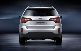 2013 kia sorento facelift first photos and details autoevolution