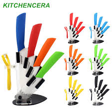 ceramic kitchen knife set with peeler u2013 can do deals