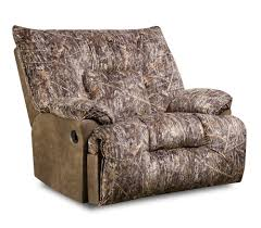 Oversized Reclining Chair Furniture Unique Recliner Chair Design Ideas With Cool Camouflage